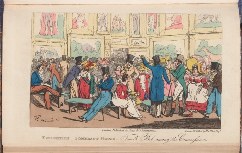 Real life in London, or, The rambles and adventures of Bob Tallyho, Esq. and his cousin, the Hon. Tom. Dashall, through the metropolis : exhibiting a living picture of fashionable characters, manners, and amusements in high and low life / by an amateur.