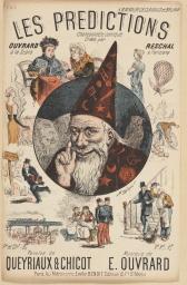 Les prédictions, cover of a partition