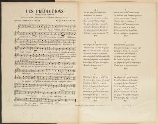 Les prédictions, pages 2-3